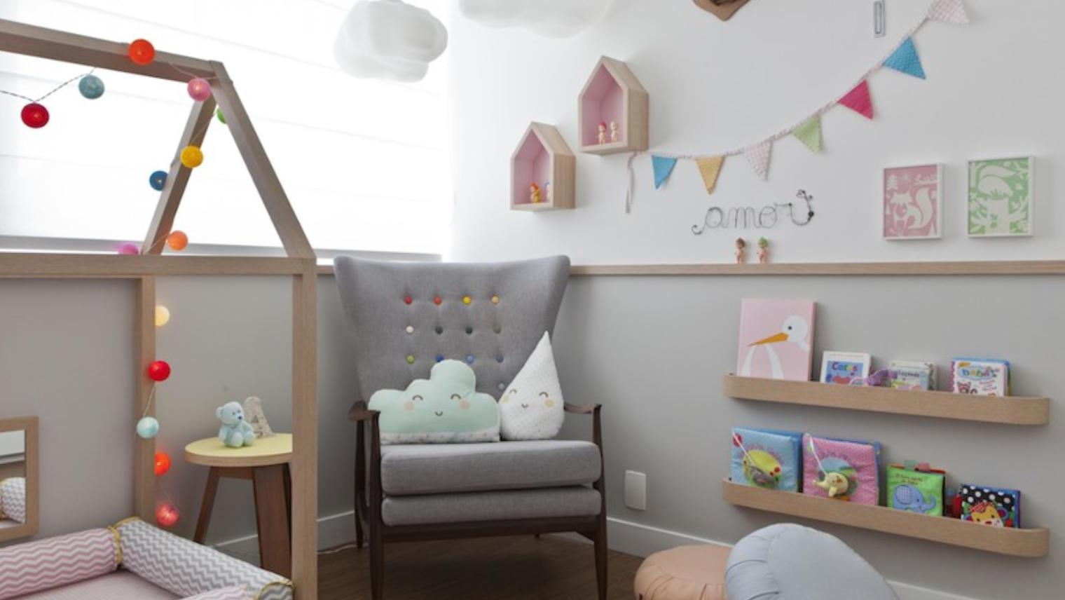 Tolle Wimpelgirlande Fur Kinderzimmer